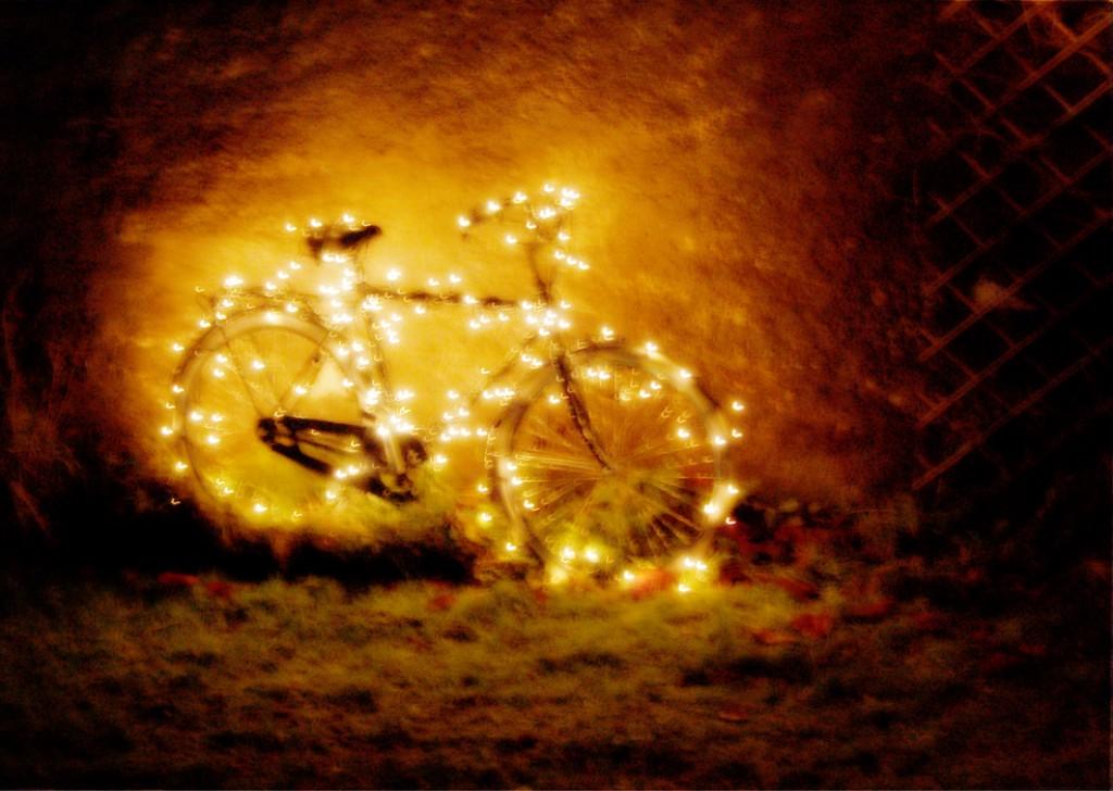 his_bike